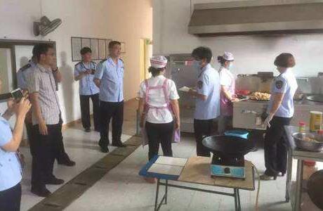 廣東(dong)潮州市開展2019年食品(pin)安全突發事件應急處置演練