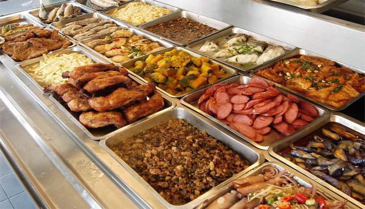 食堂承包供餐计划