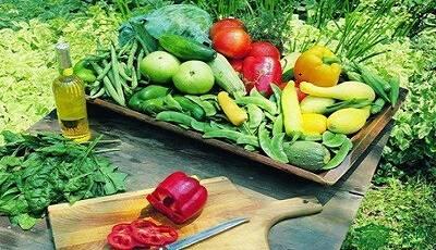 蔬菜类食品选购